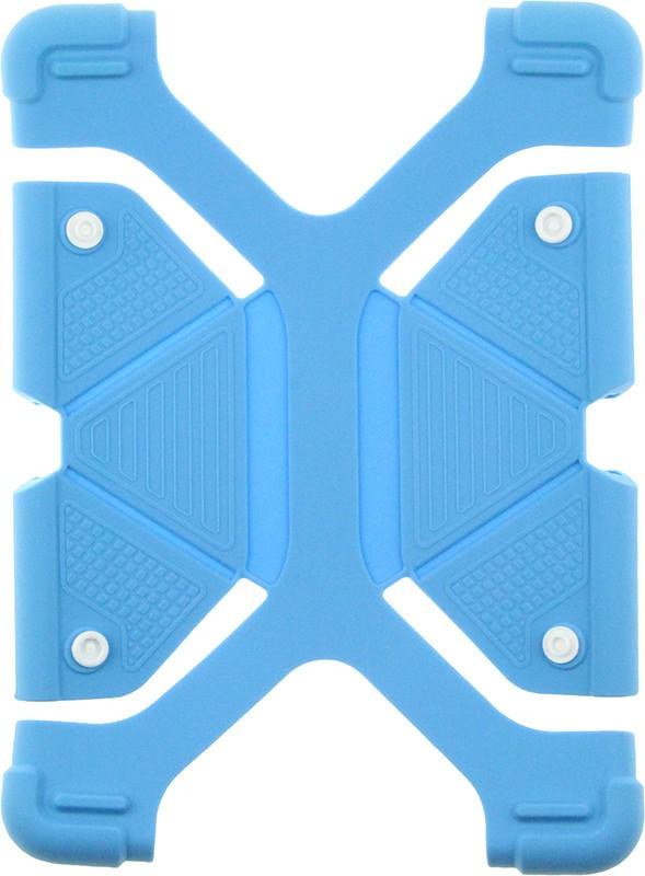 Купить Чехлы для планшетов, TOTO Tablet universal stand silicone case Universal 9/12 Blue