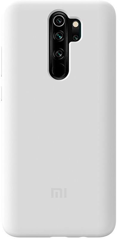 Чехлы для телефонов, TOTO Silicone Full Protection Case Xiaomi Redmi Note 8 Pro White  - купить со скидкой
