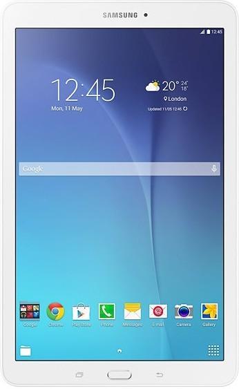 Планшет Samsung Galaxy Tab E 9.6 T561 3G White - Фото 1