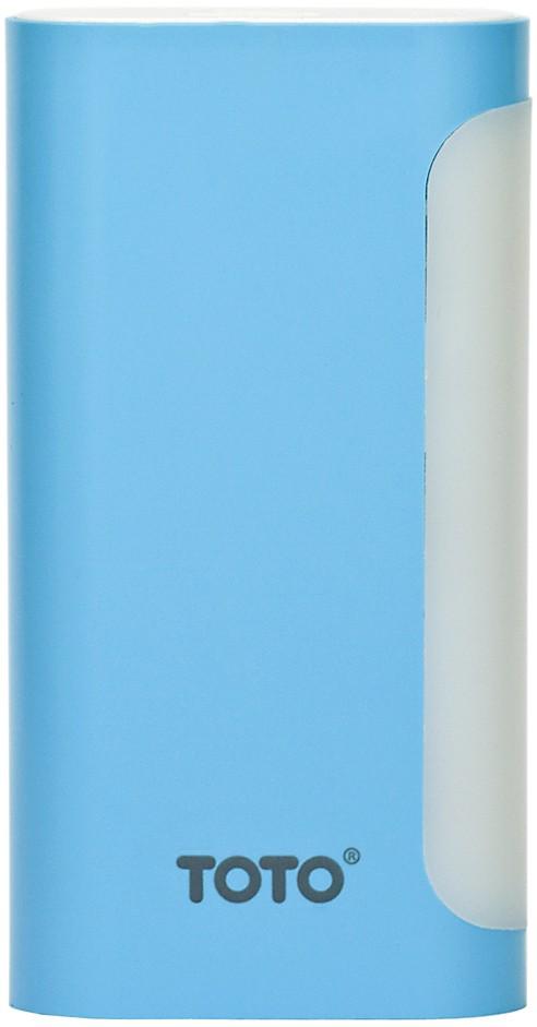 Портативная батарея TOTO TBG-49 Power Bank 5000 mAh 1USB 1A Li-Ion Blue - Фото 1