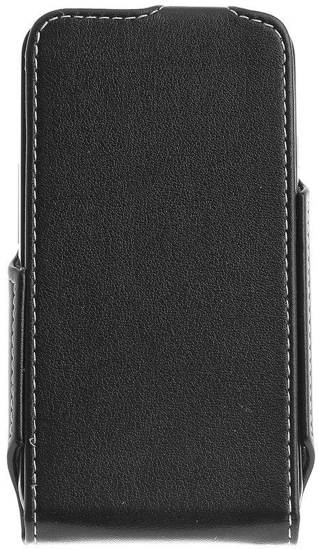 Чехол-флип RedPoint Flip Case для LG L70+ Fino D295 Черный - Фото 1