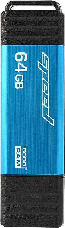 USB Flash Goodram SPEED 64 Gb Blue - Фото 1
