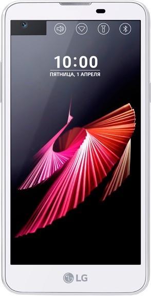 Смартфон LG X View K500 White - Фото 1