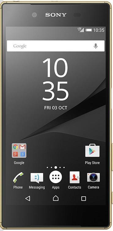 Смартфон Sony Xperia Z5 Dual E6683 Gold - Фото 1