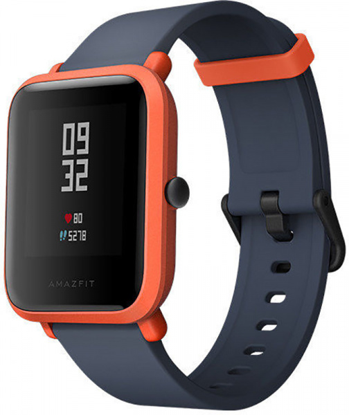 Amazfit Bip Lite Youth Smart Watch Orange - фото