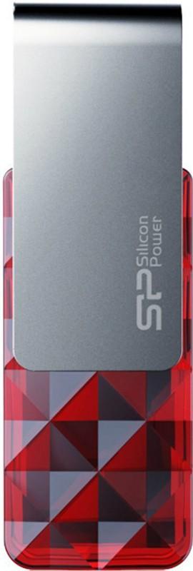 USB Flash Silicon Power Ultima U30 4Gb Red - Фото 1