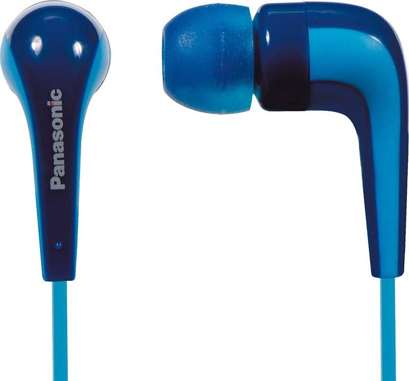 Наушники Panasonic RP-HJE140E-A Blue - Фото 1