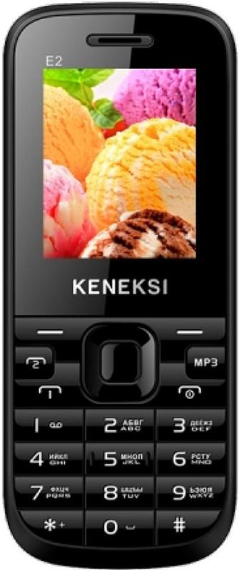 Мобильный телефон Keneksi E2 Black - Фото 1
