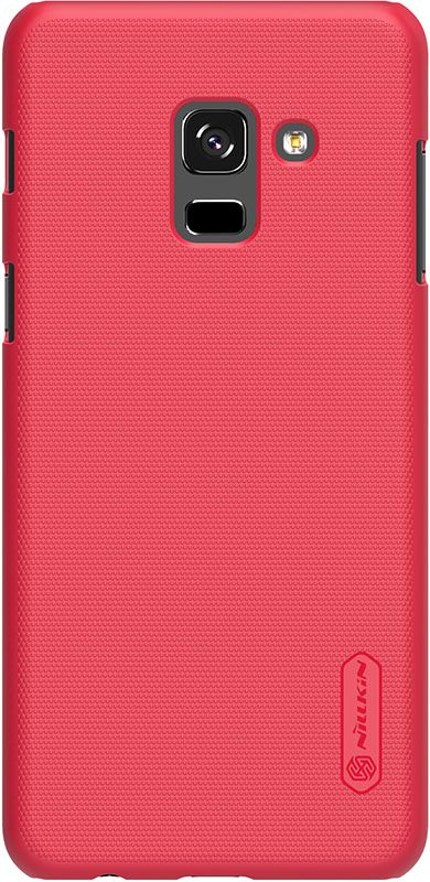 Купить Чехлы для телефонов, Nillkin Super Frosted Shield Samsung Galaxy A8 2018 Red
