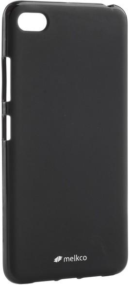 Чехол-накладка Melkco Poly Jacket TPU для Lenovo S90 Black - Фото 1