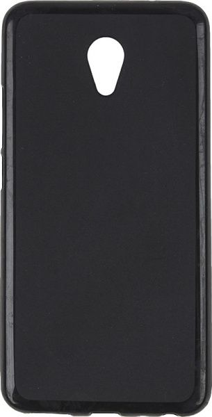 TOTO TPU case matte Meizu M5 Note Black - фото