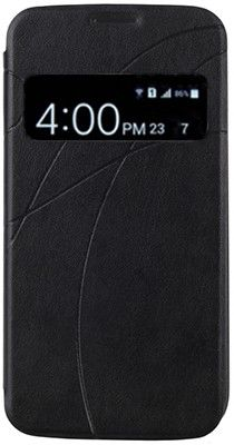 Чехол-книжка Oscar III Book Cover Touch Series для Samsung I8262 Black - Фото 1
