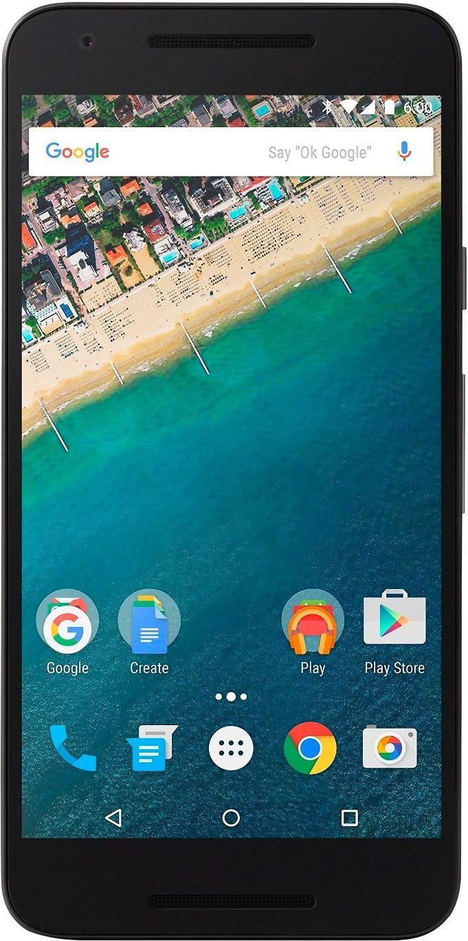 Смартфон LG H791 Nexus 5X 16GB Mint - Фото 1