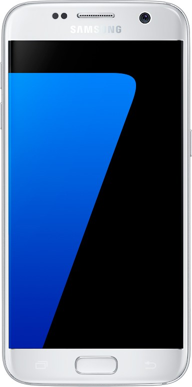 Смартфон Samsung Galaxy S7 Flat G930 32GB White - Фото 1