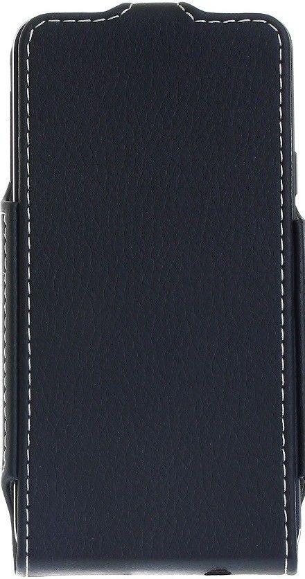 Чехол-флип RedPoint Flip Case для Samsung A3 Черный - Фото 1