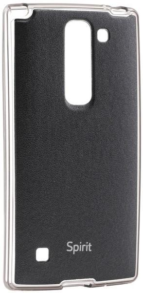 Чехол-накладка VOIA LG Optimus Spirit H422 - Jell Skin Black - Фото 1