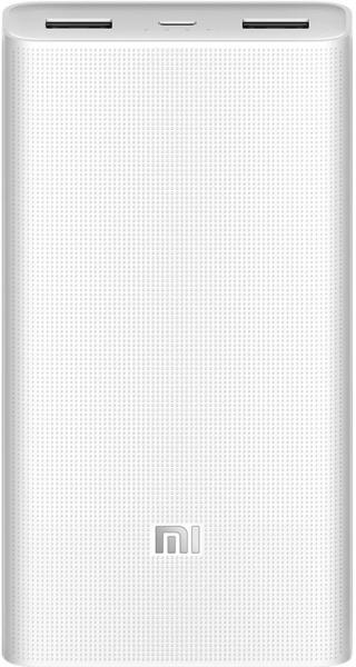 Xiaomi Mi Power Bank 2C 20000mAh White - фото