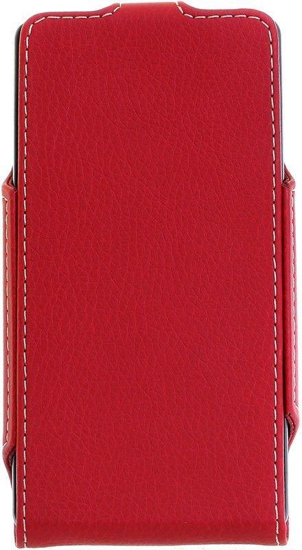 Чехол-флип RedPoint Flip Case для LG G3S D724 Красный - Фото 1