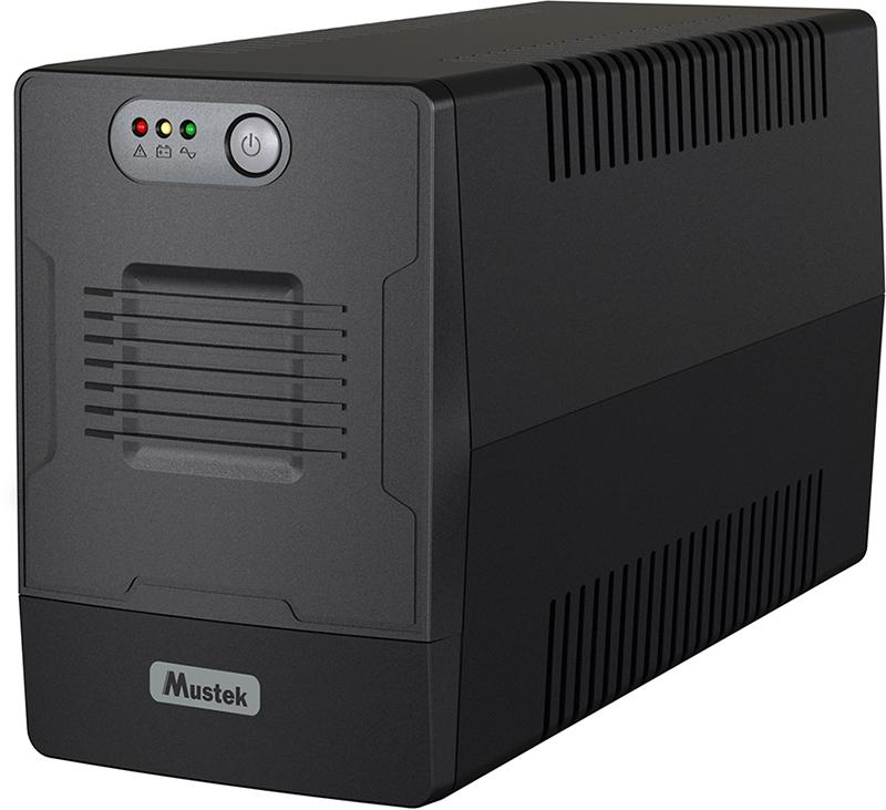 Купить ИБП, Mustek PowerMust 1500 LI 1500VA (1500-LED-LI-T10)