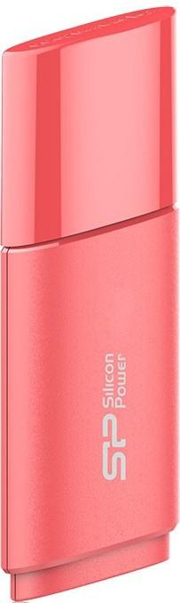 USB Flash Silicon Power Ultima U06 16Gb Pink - Фото 1