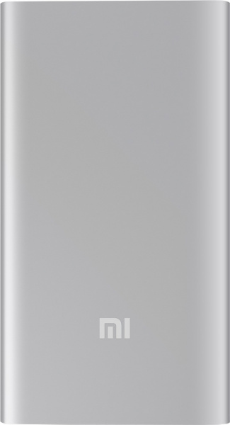 Xiaomi Mi Power Bank 5000mAh Silver - фото