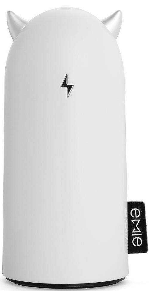 Портативная батарея EMIE Devil Volt S5200 Power Bank 5200 mAh White - Фото 1