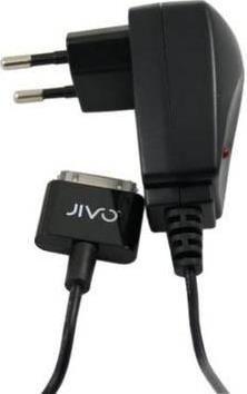 Сетевое зарядное устройстройство JIVO iPod/iPhone JI-1202 1.6m Black - Фото 1