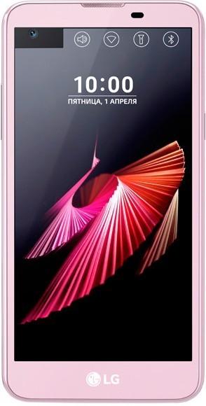 Смартфон LG X View K500 Pink/Gold - Фото 1