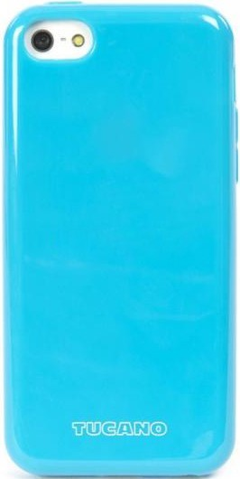 Чехол-накладка Tucano Velo Light Blue для iPhone 5С - Фото 1