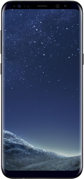 Samsung Galaxy S8+ SM-G955 64GB Midnight Black - фото