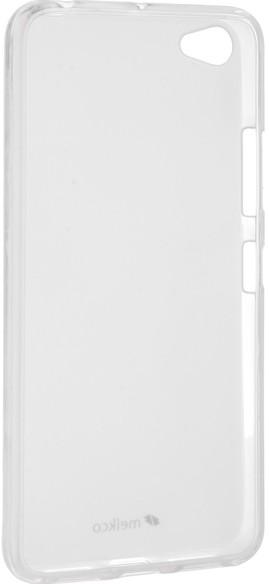 Чехол-накладка Melkco Poly Jacket TPU для Lenovo S60 Transparent - Фото 1