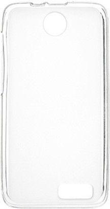 Чехол-накладка Drobak Elastic PU для Lenovo A526 White - Фото 1