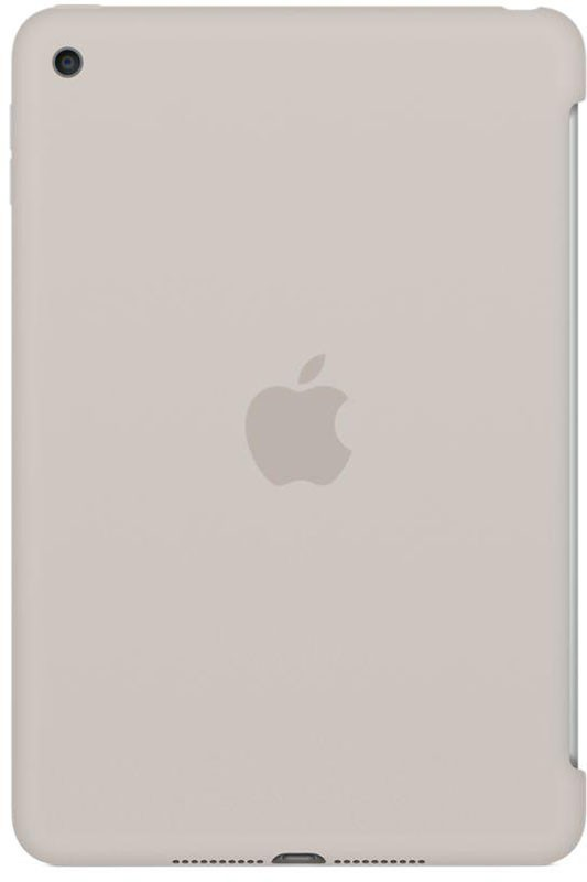 Купить Чехлы для планшетов, Apple iPad mini 4 Silicone Case - Stone (MKLP2)