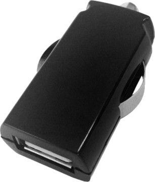 Автомобильное зарядное устройство Global MSH-SC-031 (1USB2.1A) кабель micro USB Black - Фото 1