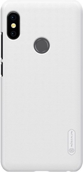 Nillkin Super Frosted Shield Xiaomi Redmi Note 5 White - фото
