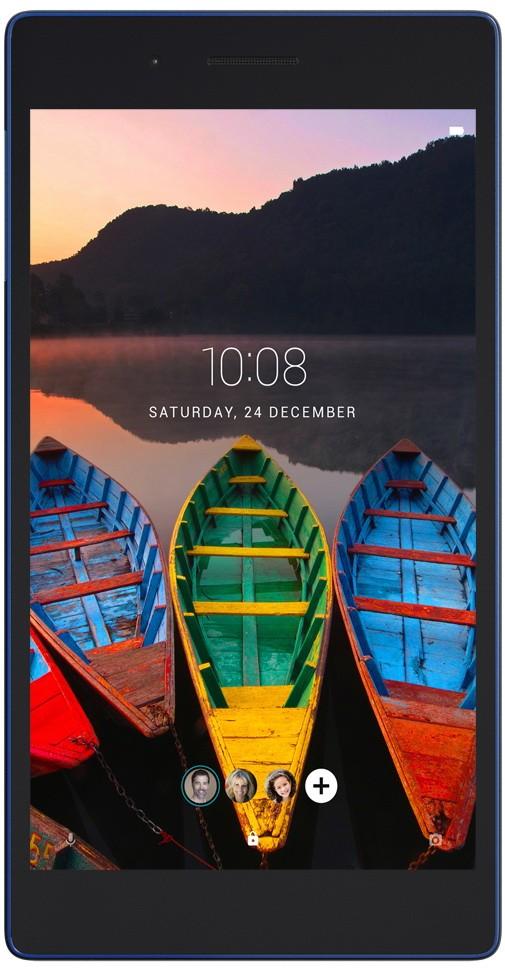 Планшет Lenovo Tab 3 710L 3G 1/16GB (ZA0S0072UA) Black - Фото 1