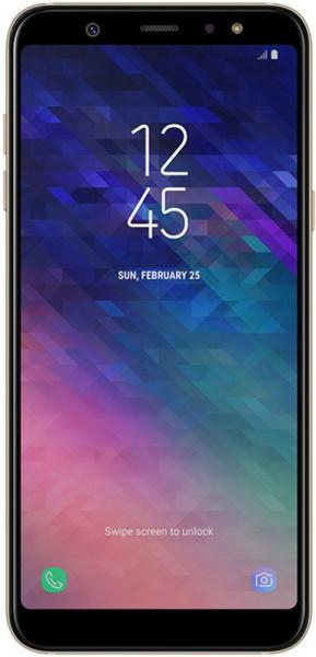 Samsung Galaxy A6+ 3/32 GB A605F 2018 Gold - фото