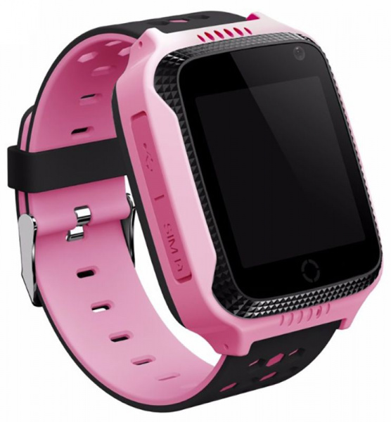 UWatch Q66 Kid smart watch Pink - фото