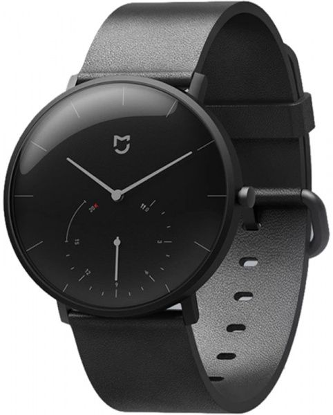 Xiaomi Mijia Smart Quartz Watch Black - фото