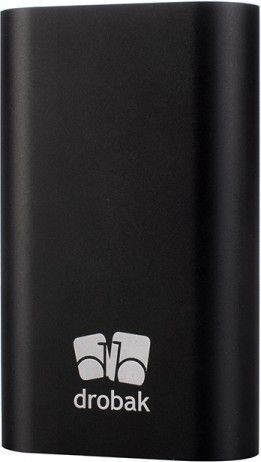 Портативная батарея Drobak Power 4400 mAh/Li-Ion Black - Фото 1