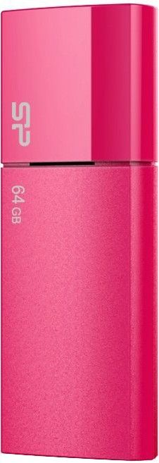 USB Flash Silicon Power Ultima U05 64Gb Peach - Фото 1