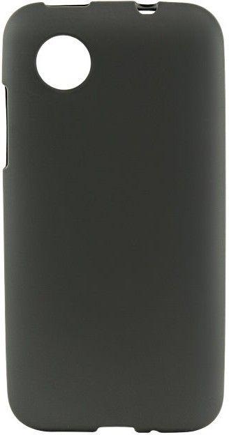 Чехол-накладка Mobiking Silicon Case для Fly IQ456 Black - Фото 1