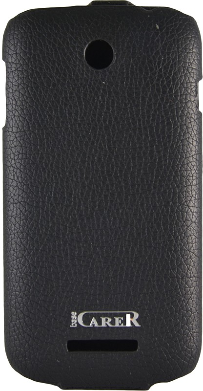 Чехол-флип Carer Base для Lenovo A706/A760 Black - Фото 1