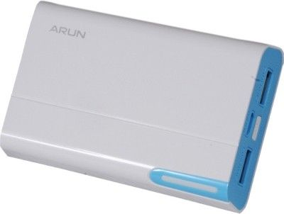 Портативная батарея Arun Y39 (8400 mAh) 1A/1A - Фото 1