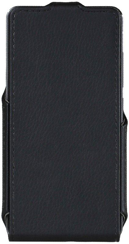 Чехол-флип RedPoint Flip Case для Bravis Trend Black - Фото 1