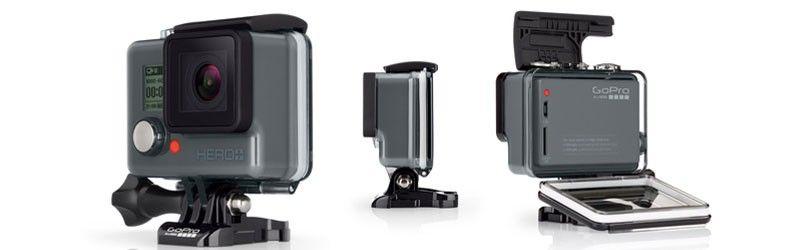 купить экшн-камеры GoPro HERO+LCD black цены, скидки, распродажи в интернет-магазине fishki.ua