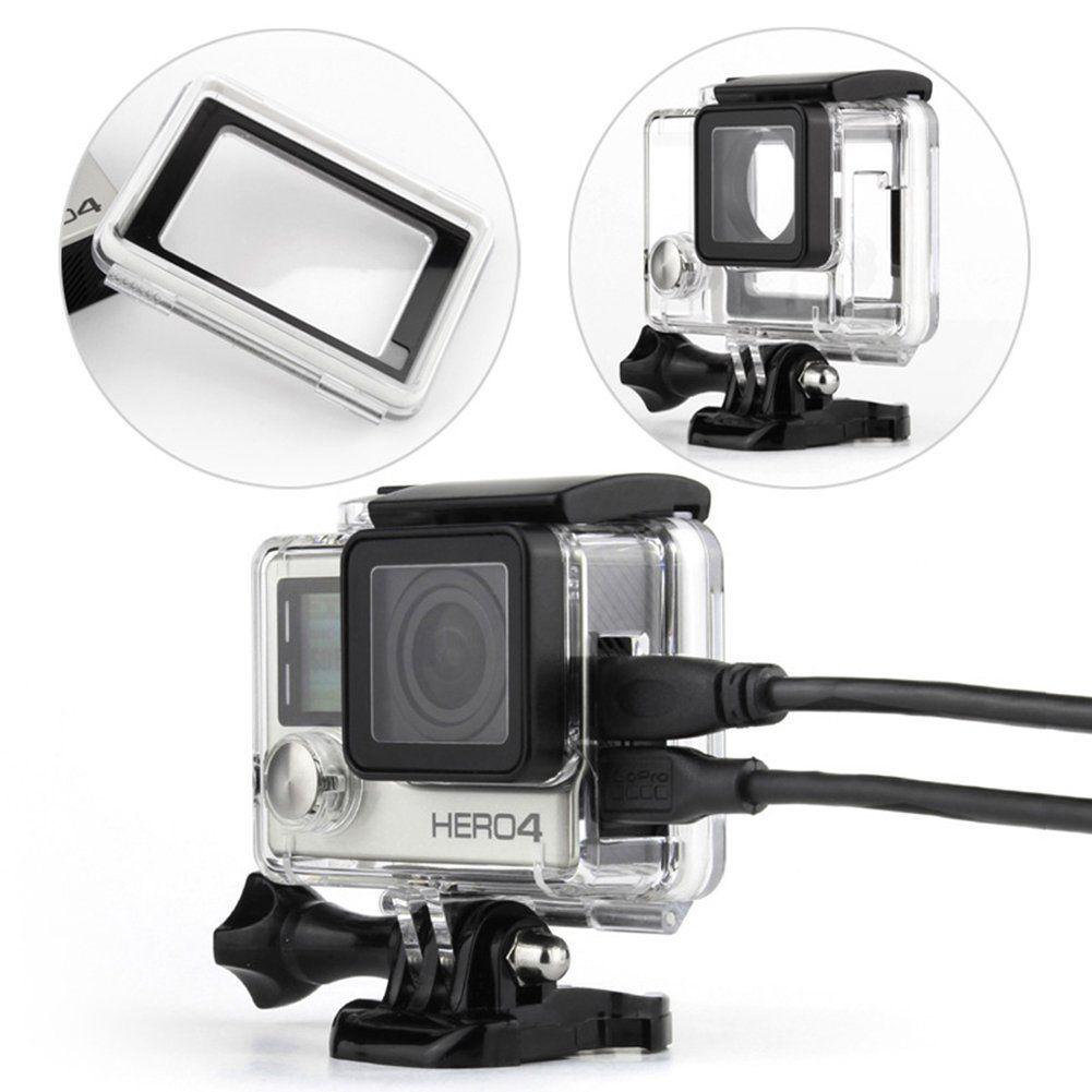 купить экшн-камеру GoPro HERO4 STANDARD black цены, скидки, распродажи в интернет-магазине fishki.ua