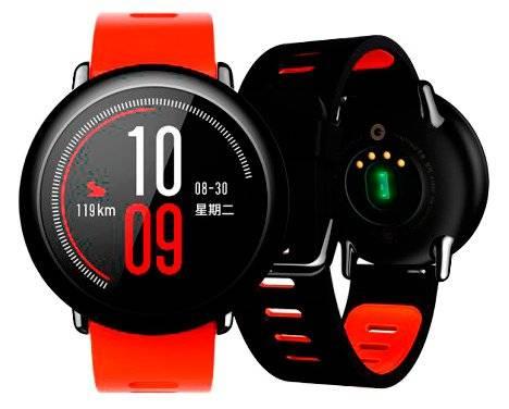 Смарт часы Xiaomi AMAZFIT Sport SmartWatch