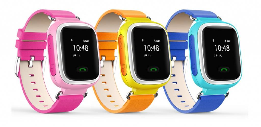 купить Смарт часы UWatch Q50 Kid smart watch orange цены,скидки,распродажи в интернет-магазине fishki.ua