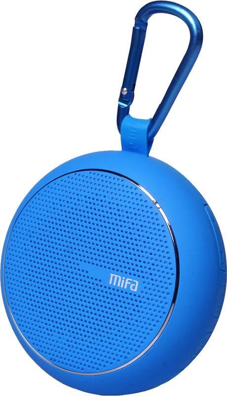 купить портативную акустику Mifa F1 Outdoor Bluetooth Speaker dark blue цены, скидки, распродажи в интернет-магазине fishki.ua